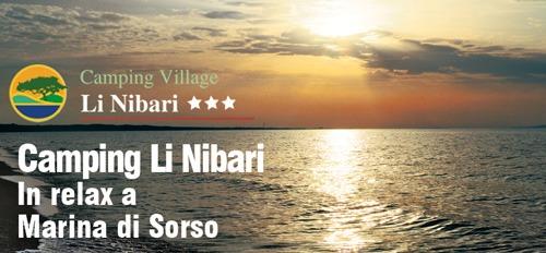 Camping Li Nibari – La Sosta a Marina di Sorso