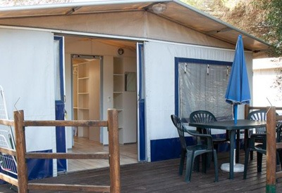 camping s'ena arrubia buogalow