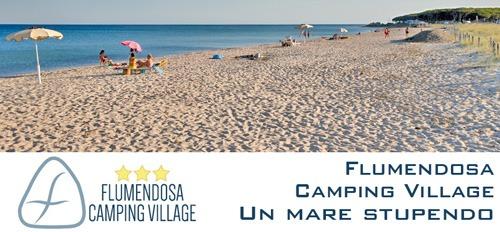 Flumendosa Camping Village – Un mare stupendo!