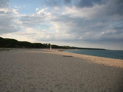torre di barisardo spiaggia