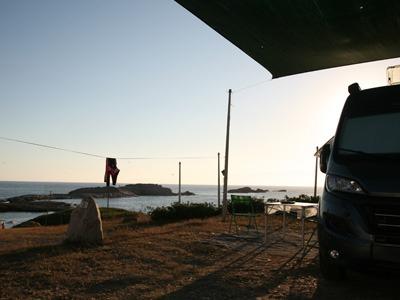 camping tonnara piazzola