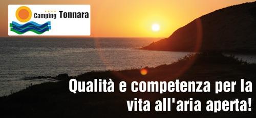 Camping Tonnara Cala Sapone – Qualità e competenza